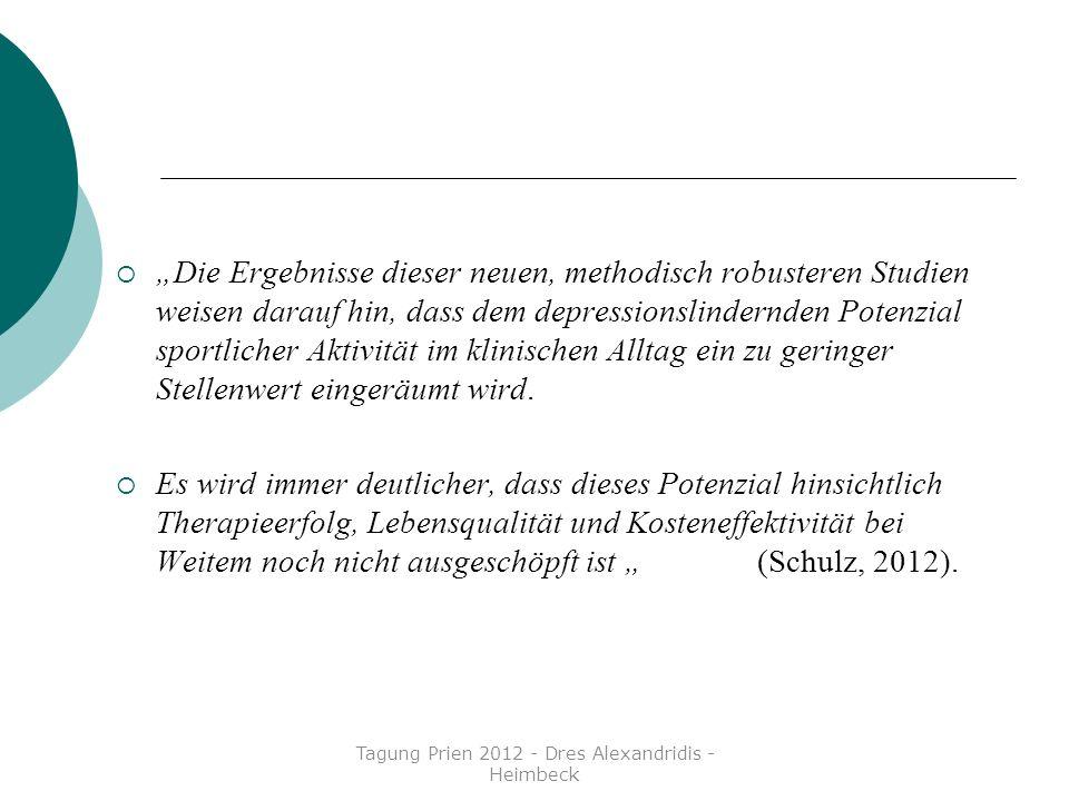 Tagung Prien 2012 - Dres Alexandridis - Heimbeck