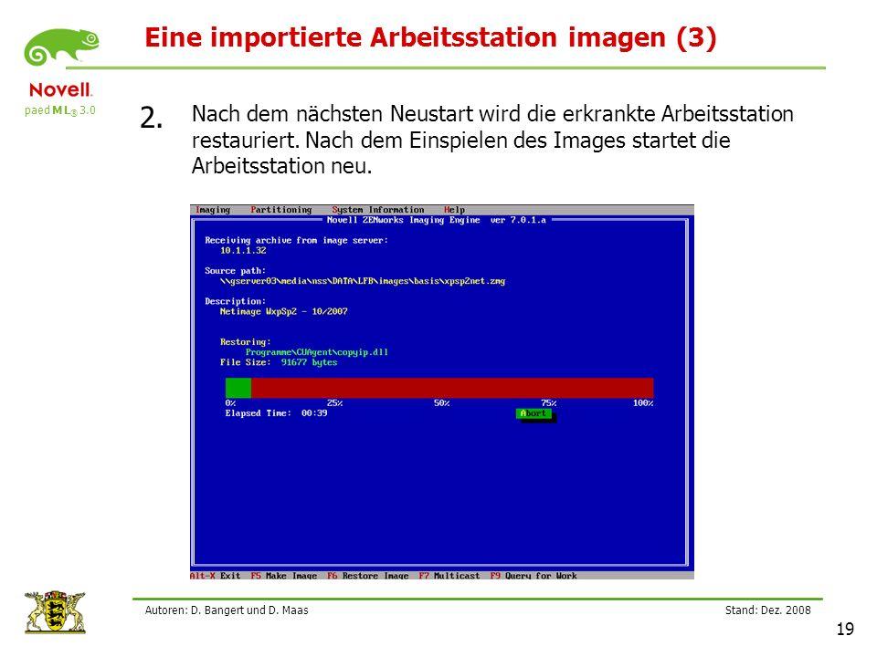 Eine importierte Arbeitsstation imagen (3)