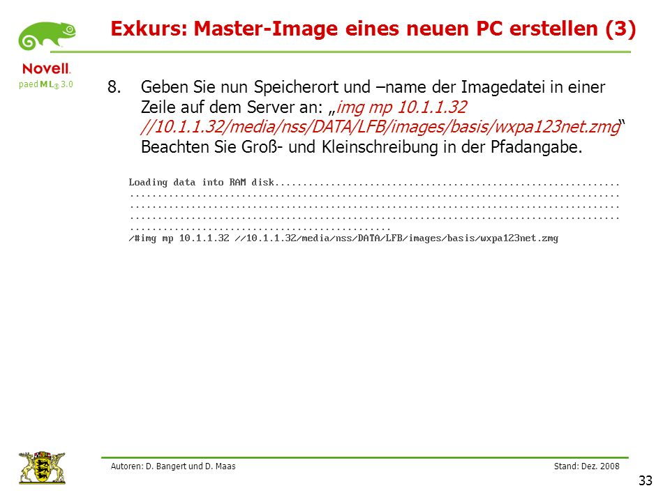 Exkurs: Master-Image eines neuen PC erstellen (3)