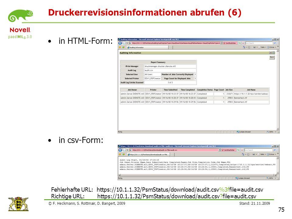 Druckerrevisionsinformationen abrufen (6)