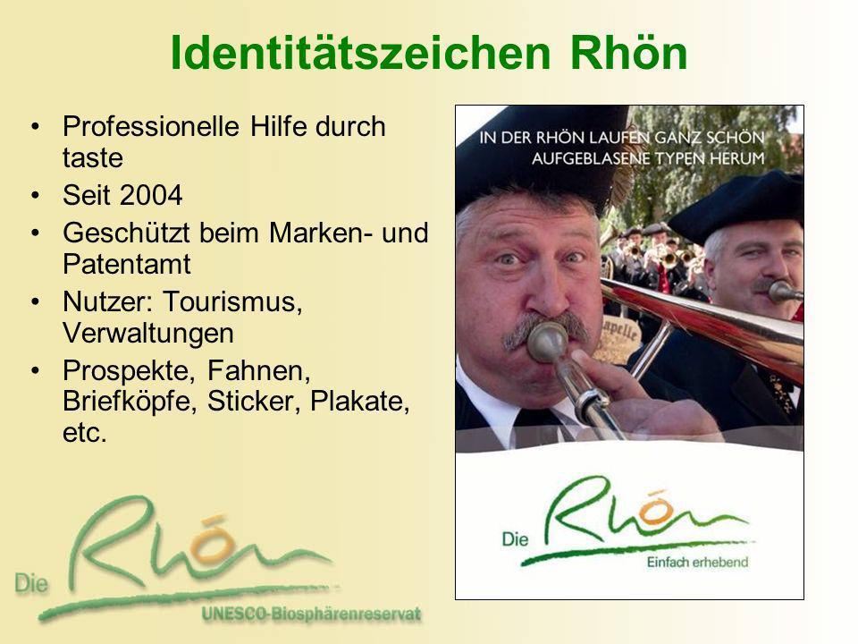 Identitätszeichen Rhön
