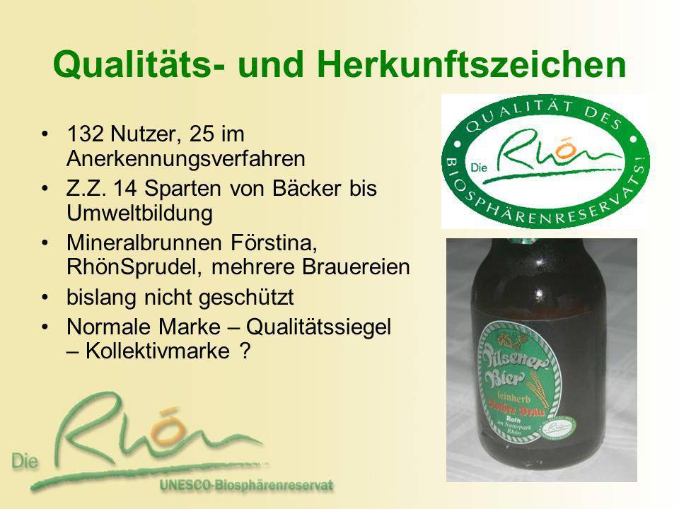 Qualitäts- und Herkunftszeichen