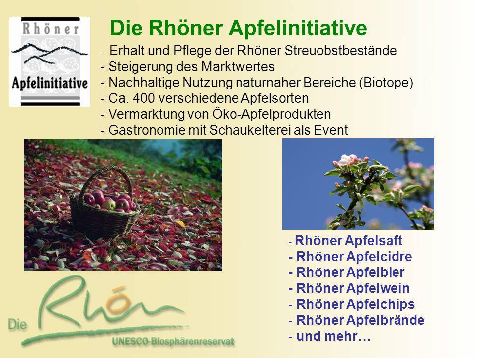 Die Rhöner Apfelinitiative