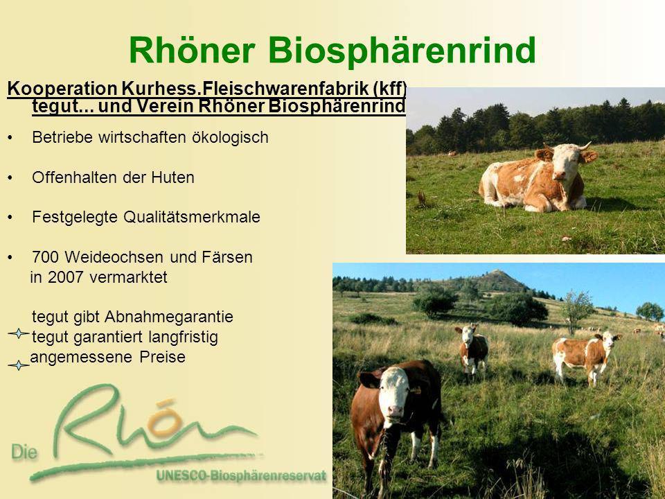 Rhöner Biosphärenrind