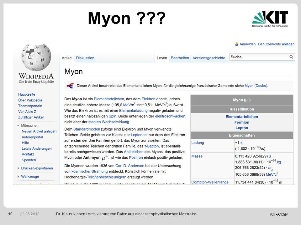 Myon . 23.06.2012. Dr.