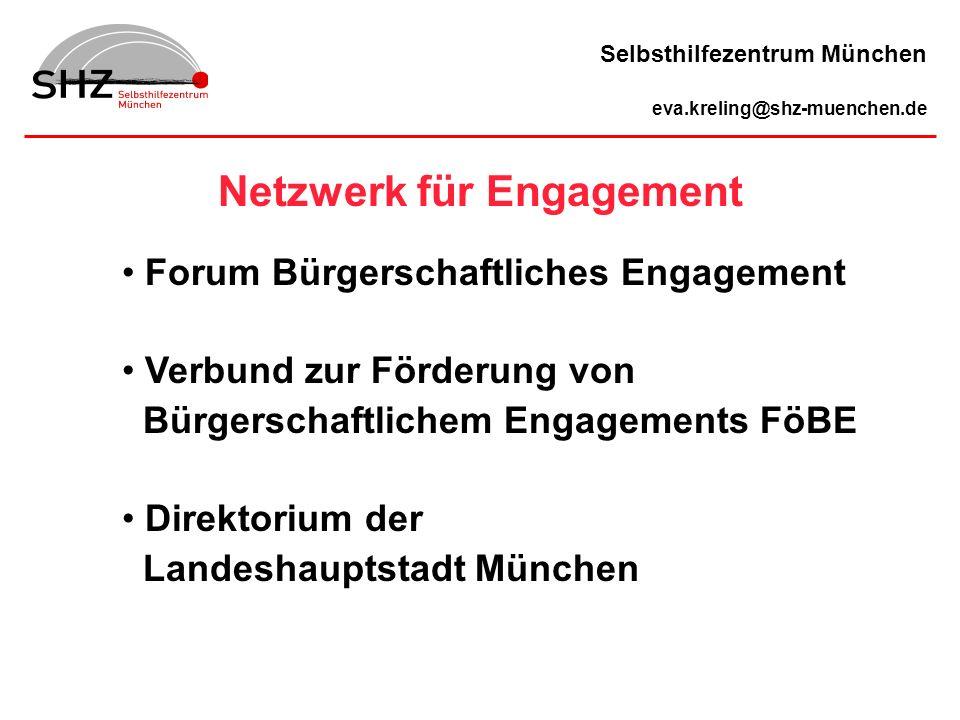 Netzwerk für Engagement