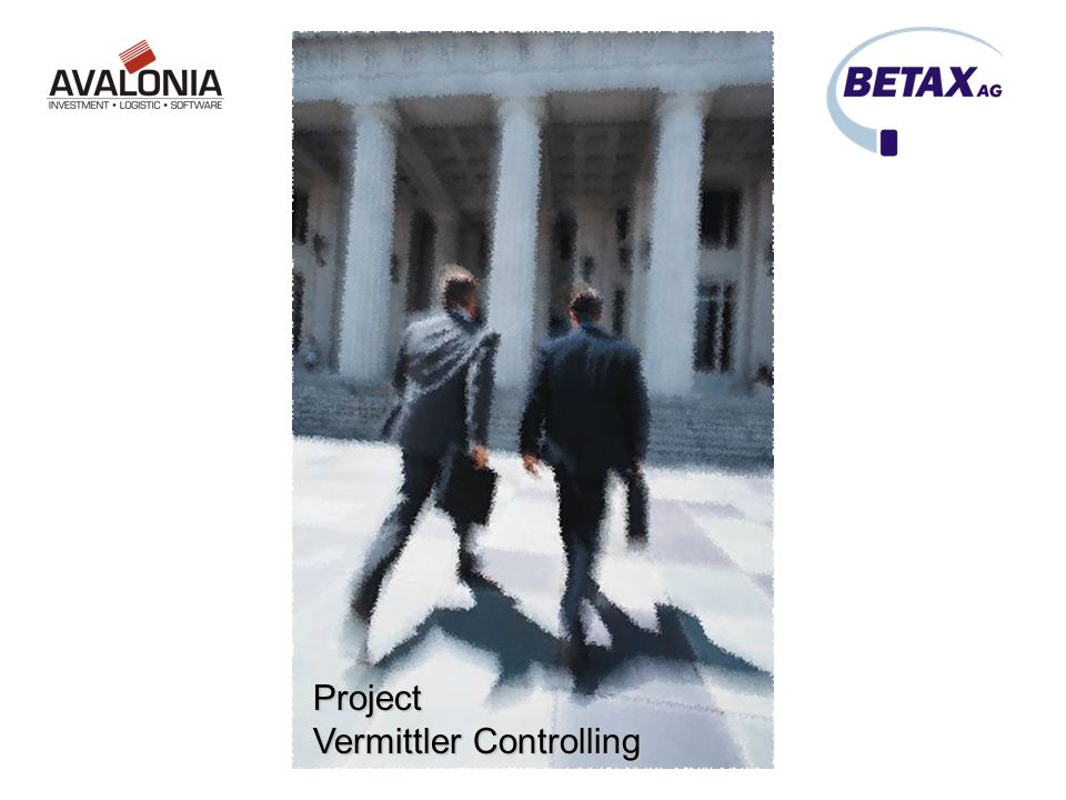 Project Vermittler Controlling