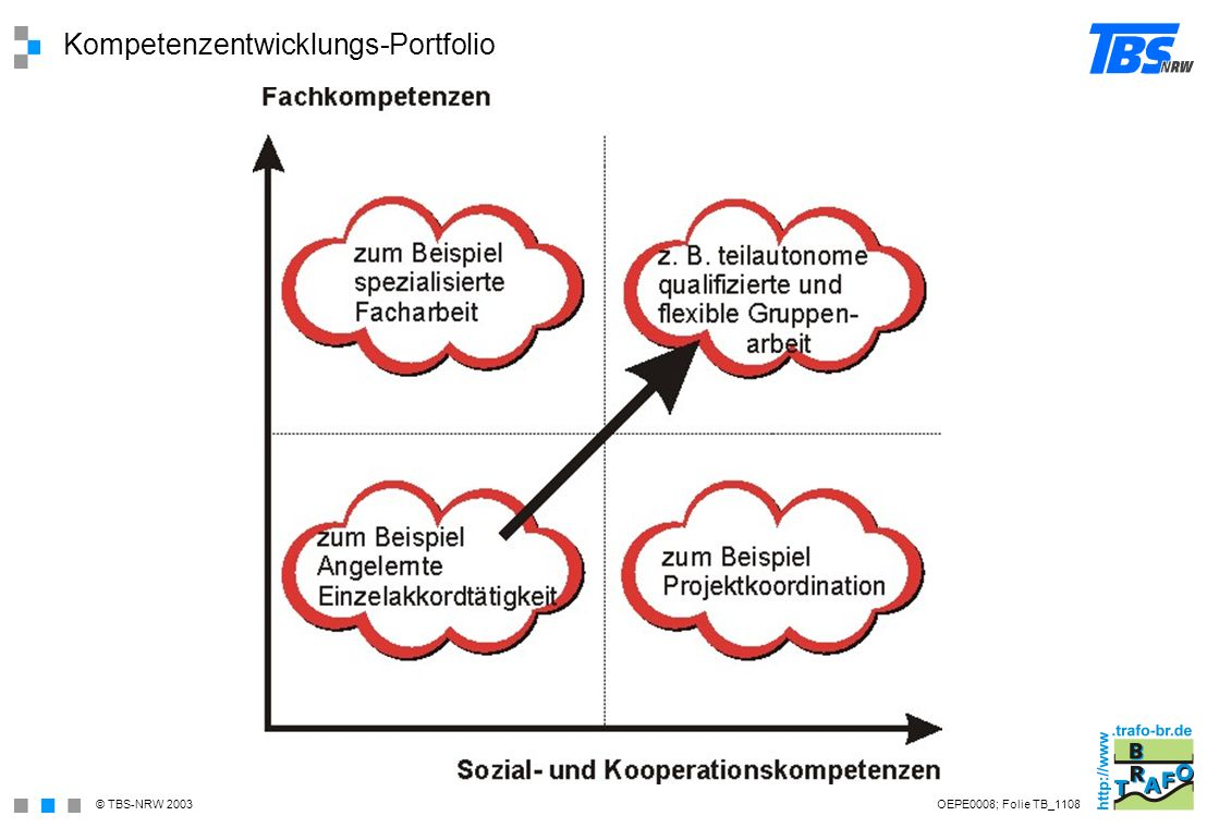Kompetenzentwicklungs-Portfolio