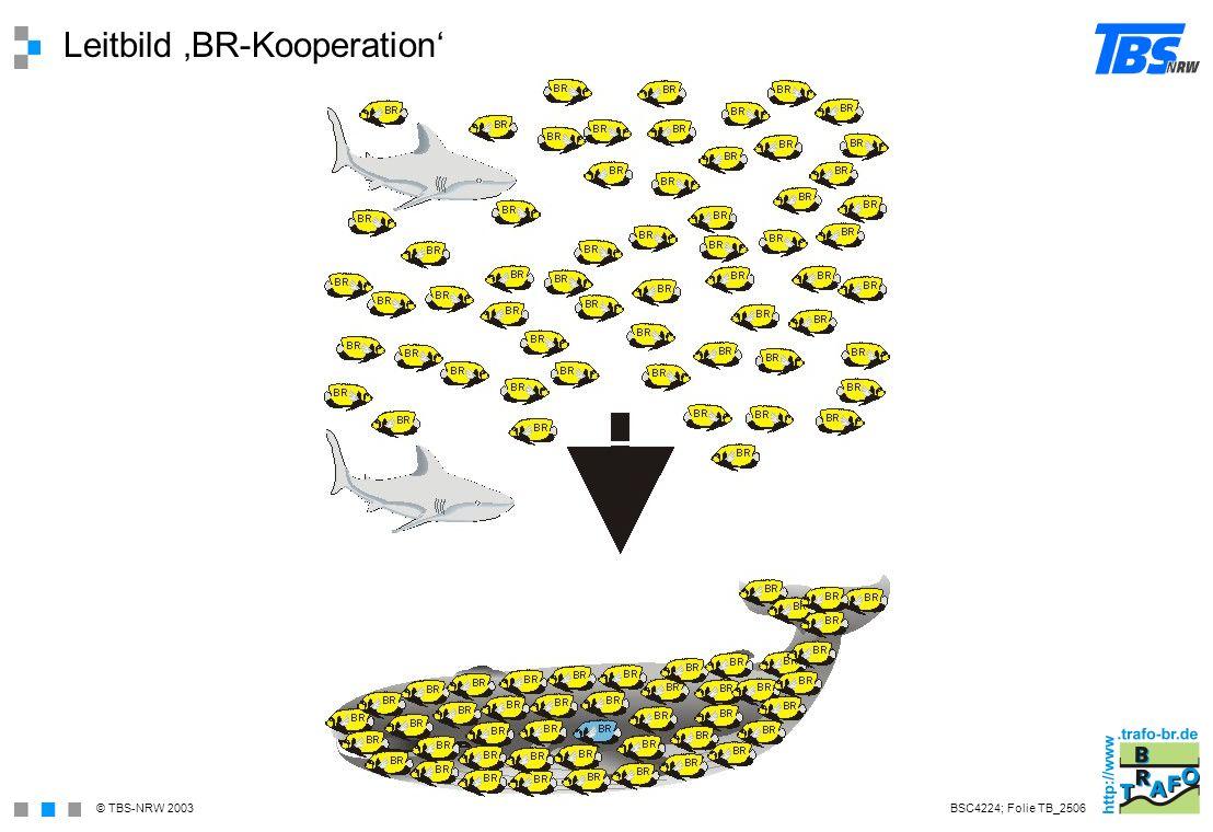 Leitbild 'BR-Kooperation'