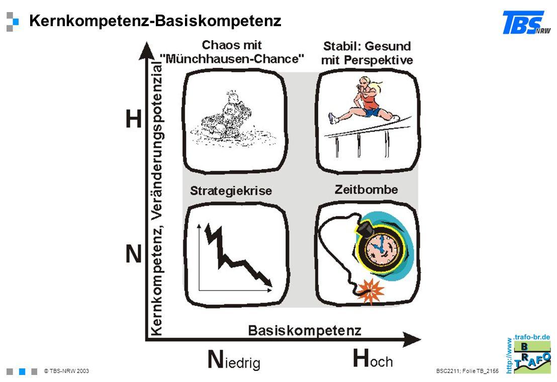 Kernkompetenz-Basiskompetenz