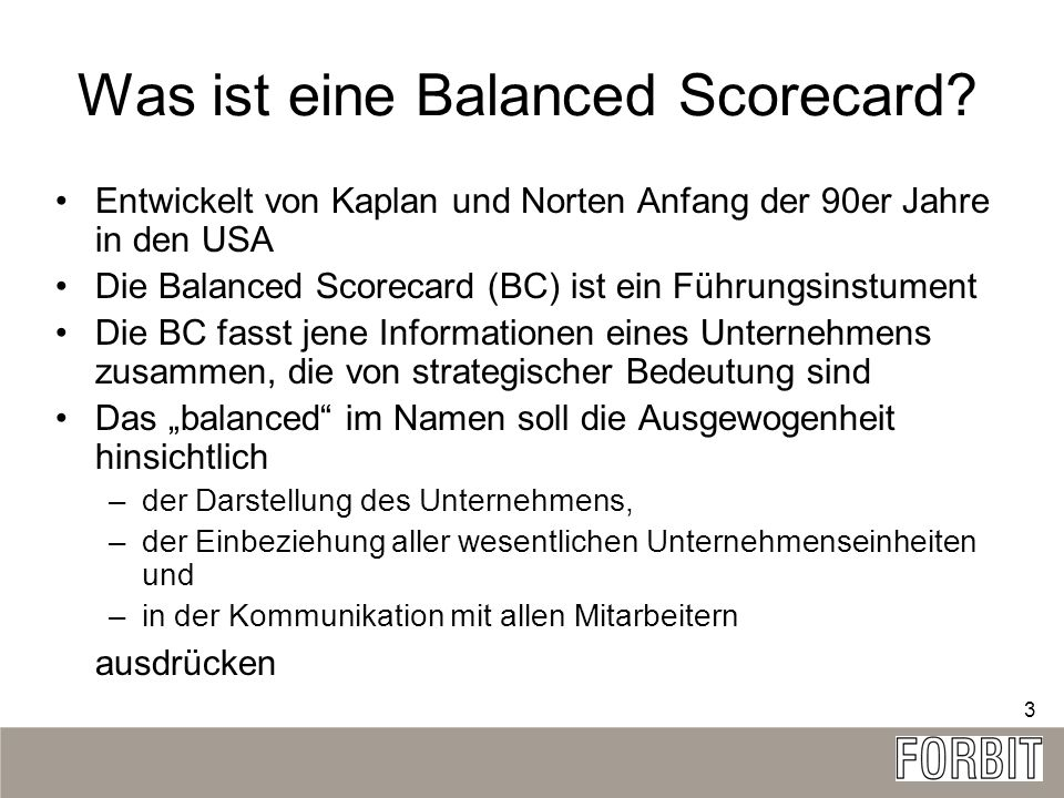 Balanced Scorecard Cha...