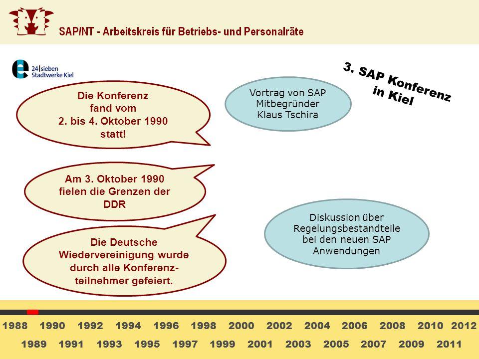 Am 3. Oktober 1990 fielen die Grenzen der DDR