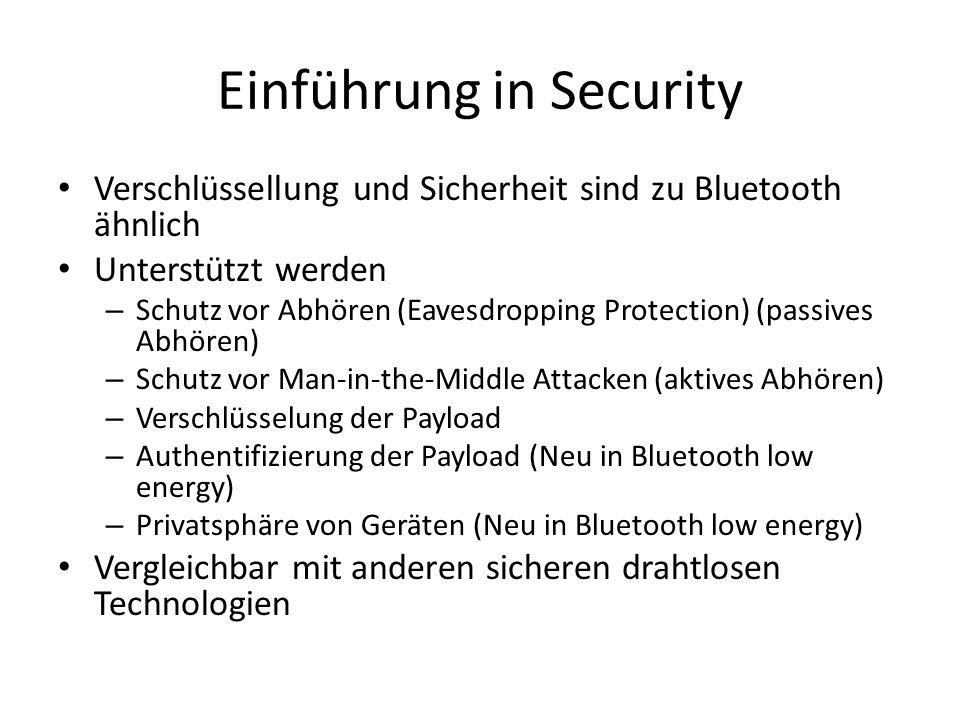 Einführung in Security