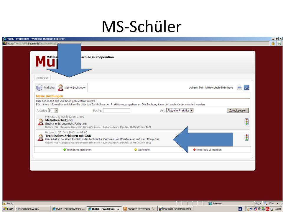 MS-Schüler