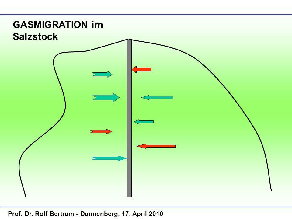 GASMIGRATION im Salzstock
