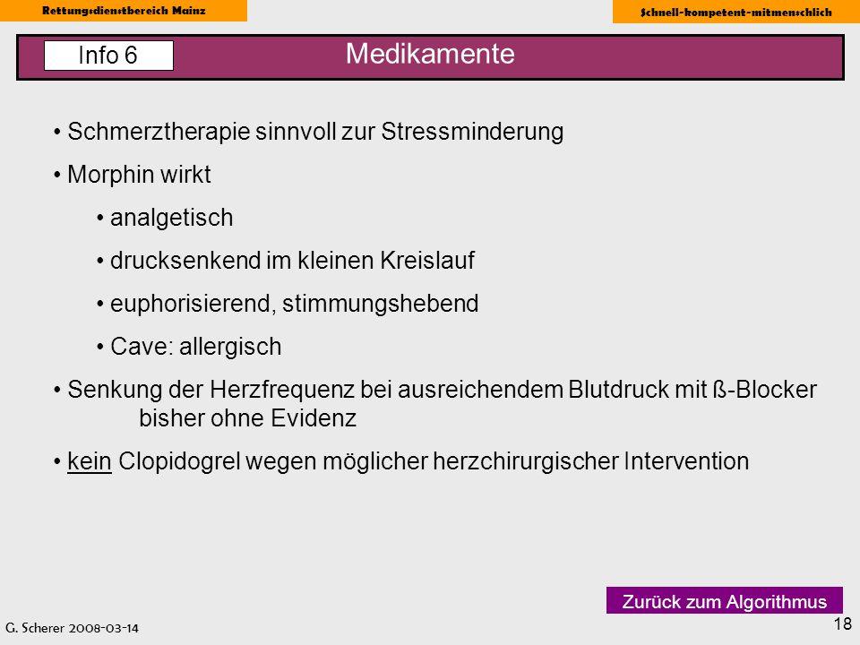Medikamente Info 6 Schmerztherapie sinnvoll zur Stressminderung