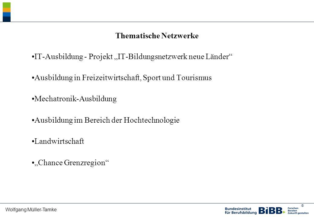 Thematische Netzwerke