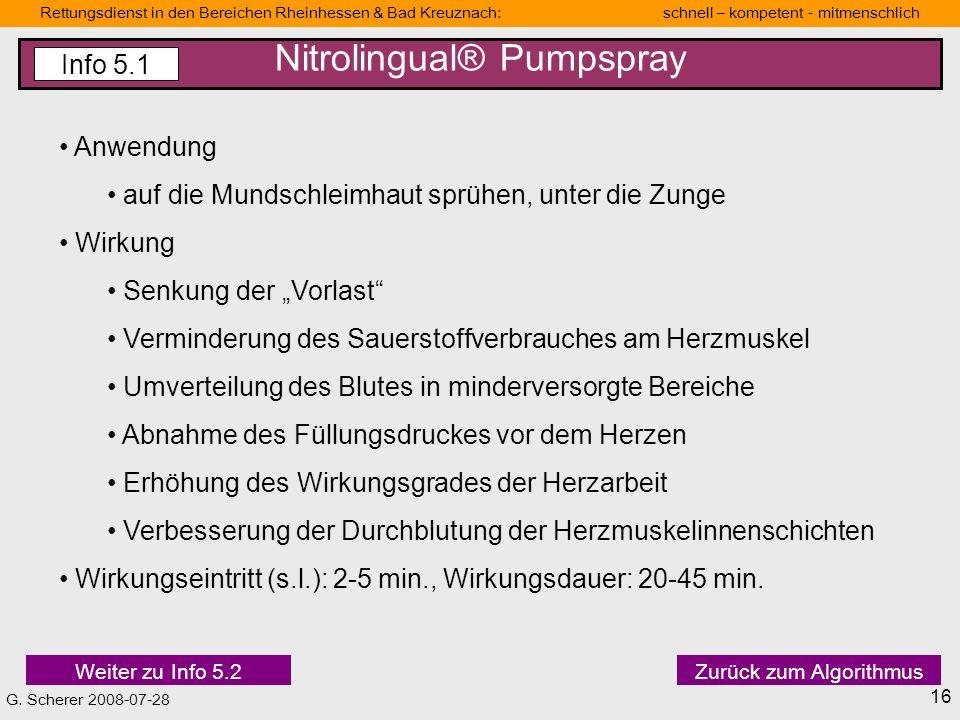 Nitrolingual® Pumpspray