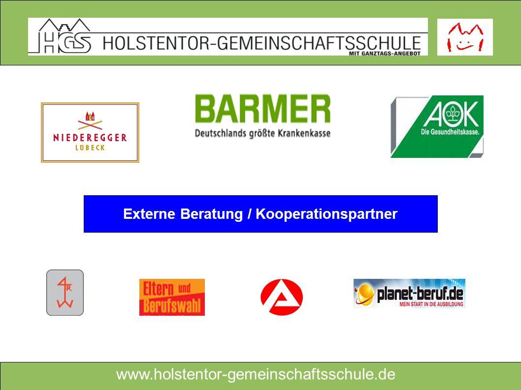Externe Beratung / Kooperationspartner