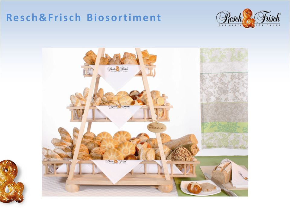 Resch&Frisch Biosortiment