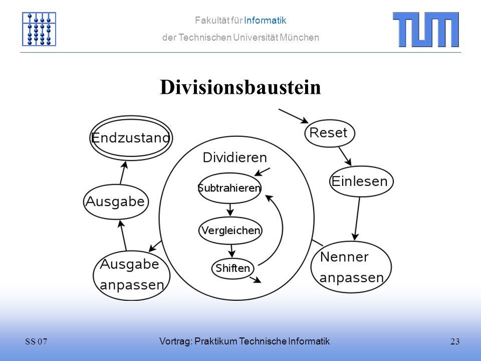Divisionsbaustein