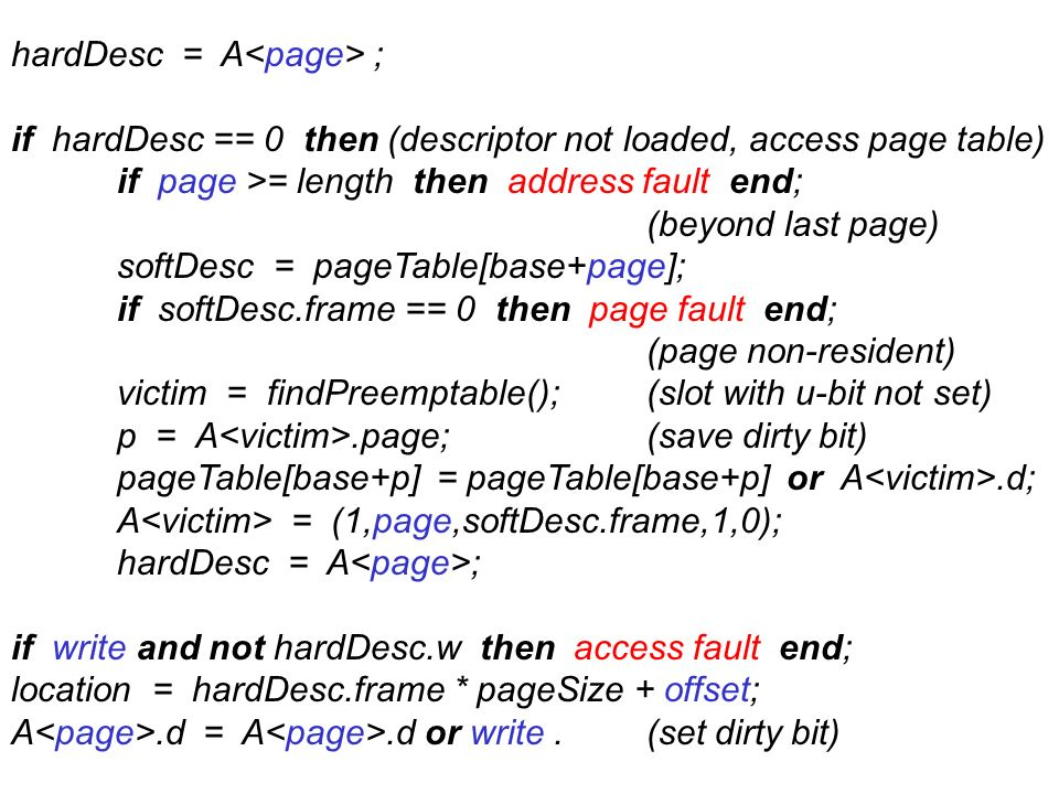 hardDesc = A<page> ;