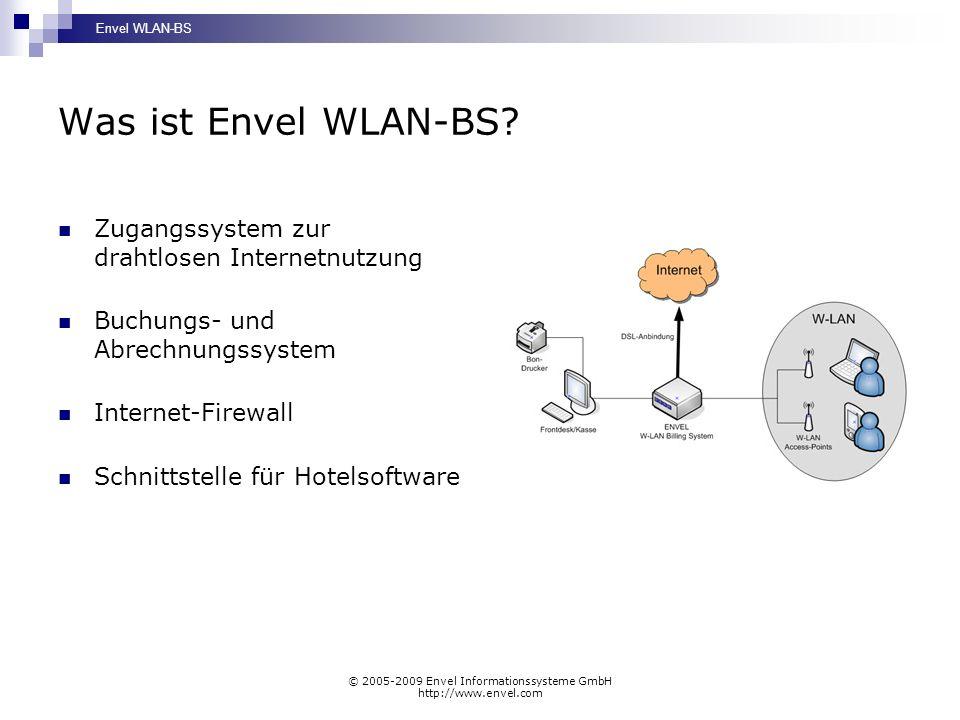 © 2005-2009 Envel Informationssysteme GmbH