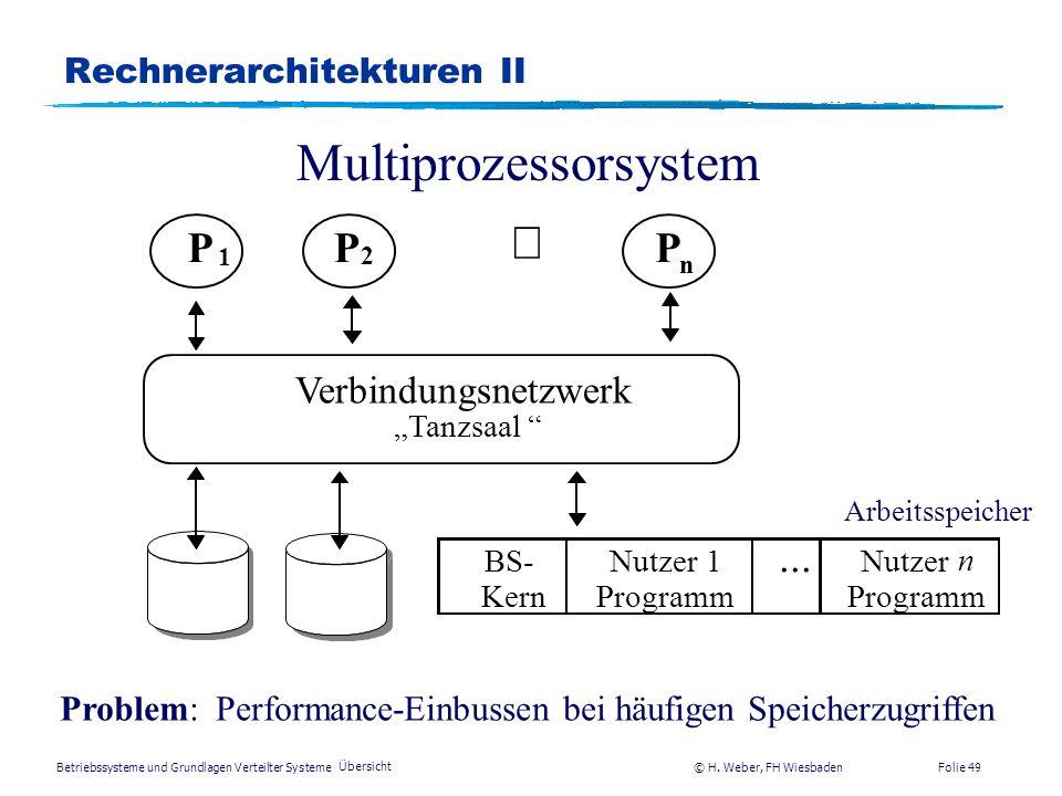 Rechnerarchitekturen II