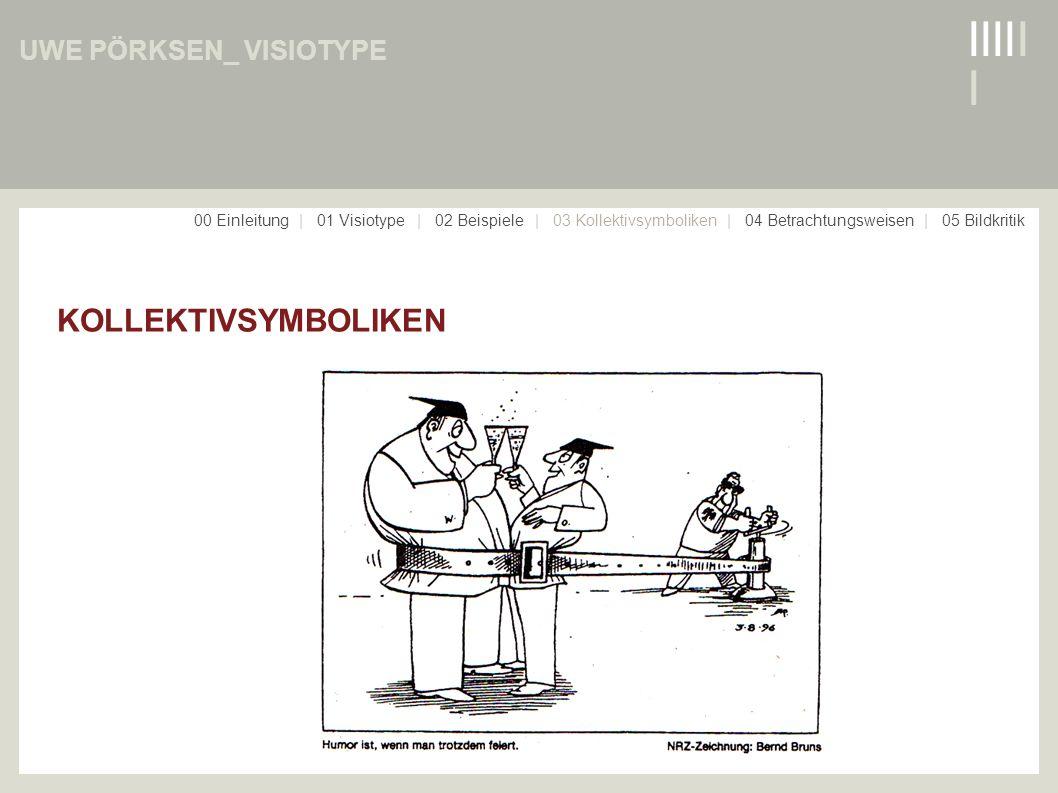 IIIIII IIIIII KOLLEKTIVSYMBOLIKEN UWE PÖRKSEN_ VISIOTYPE