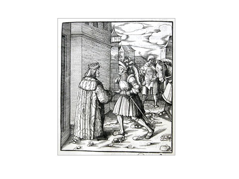 Kaiser Maximilian I.: Theuerdank, Druck auf Pergament, Nürnberg 1517