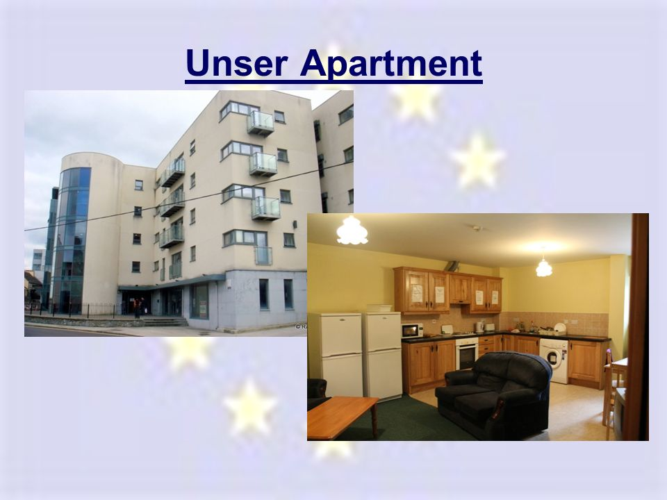 Unser Apartment