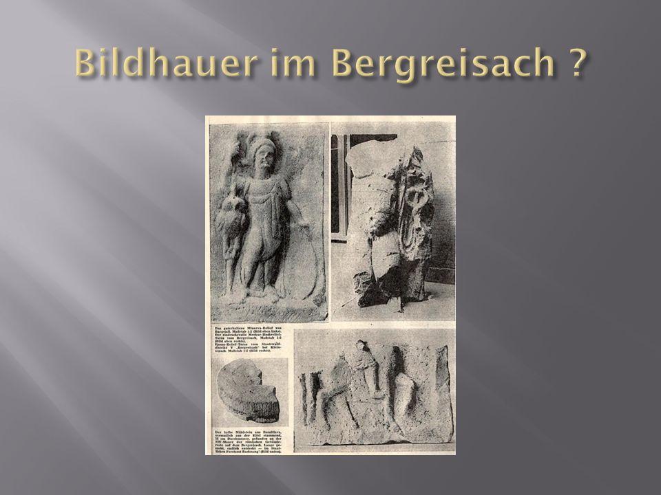 Bildhauer im Bergreisach