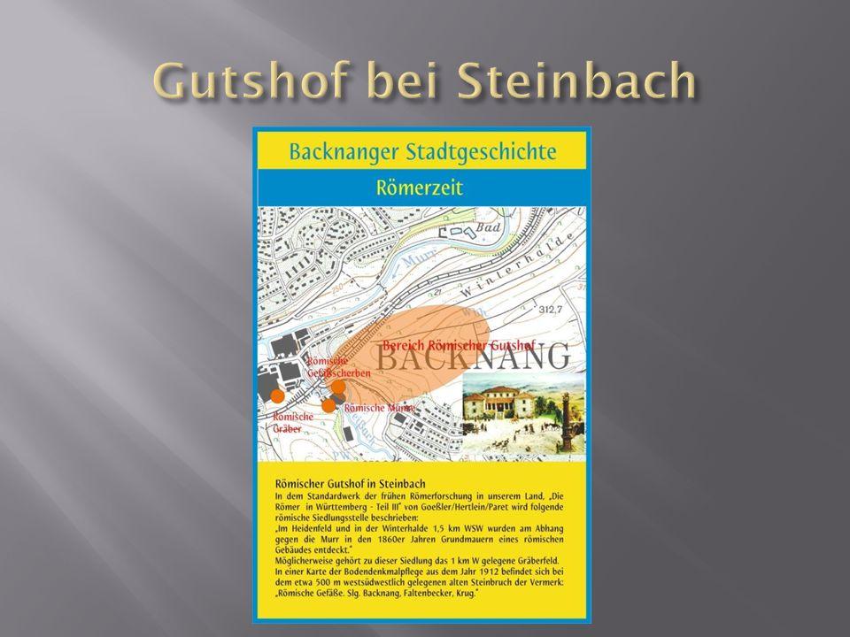 Gutshof bei Steinbach