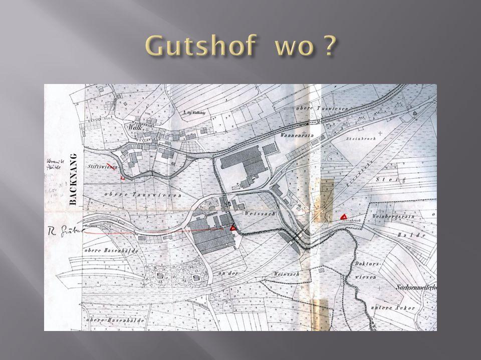 Gutshof wo