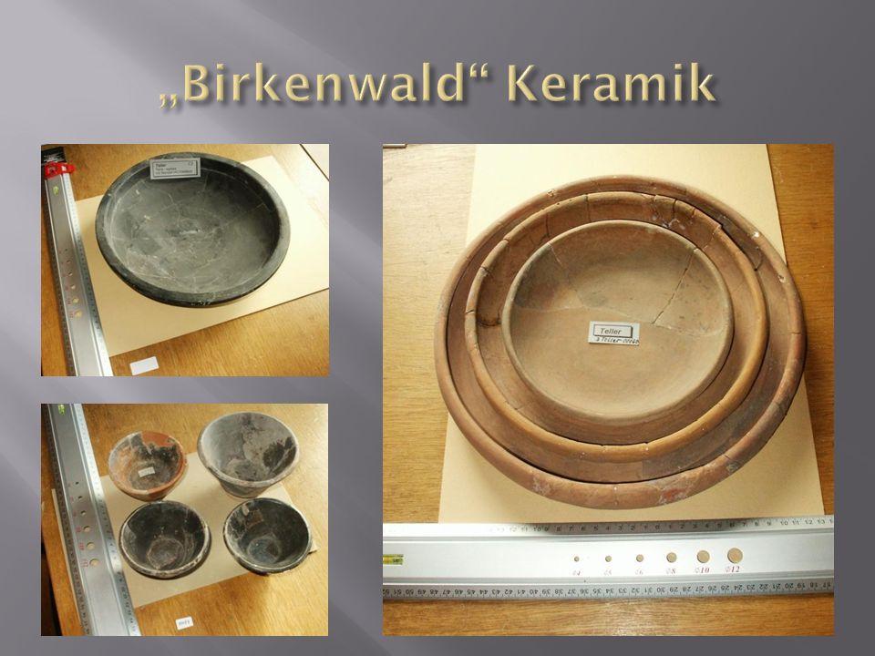 """""""Birkenwald Keramik"""