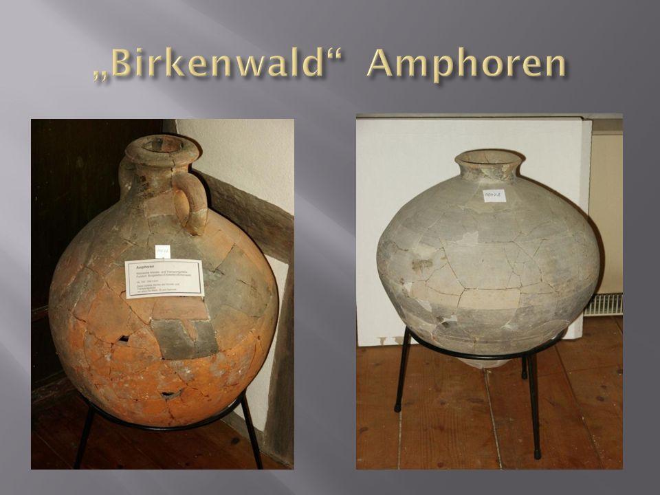 """""""Birkenwald Amphoren"""