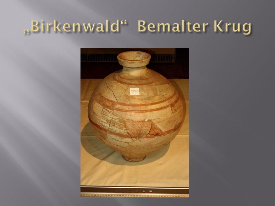 """""""Birkenwald Bemalter Krug"""