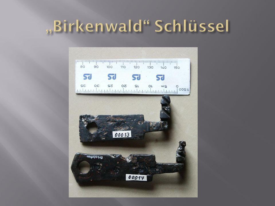 """""""Birkenwald Schlüssel"""