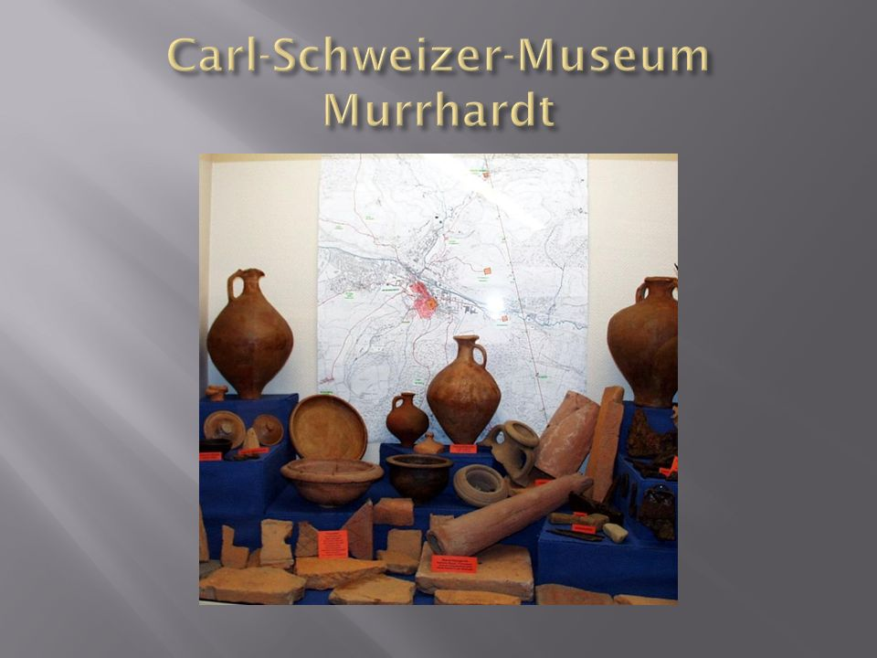 Carl-Schweizer-Museum Murrhardt