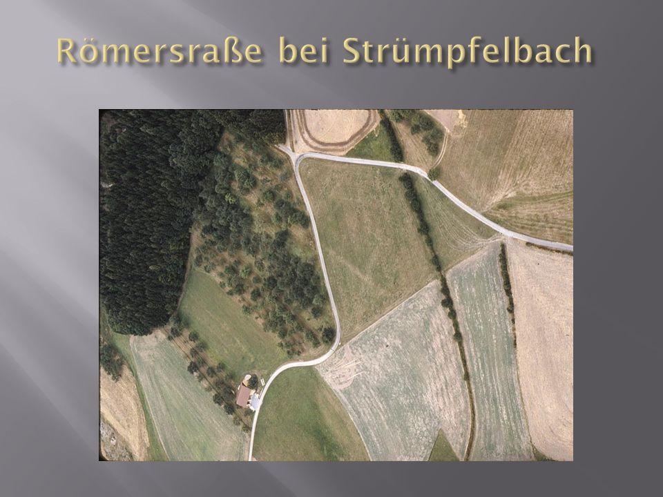 Römersraße bei Strümpfelbach