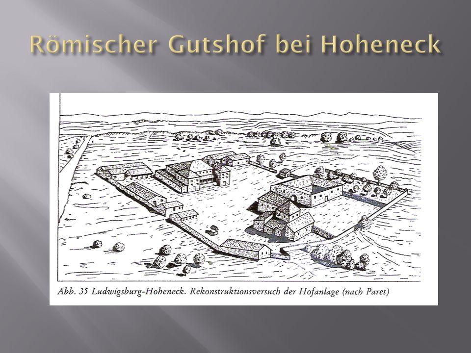 Römischer Gutshof bei Hoheneck