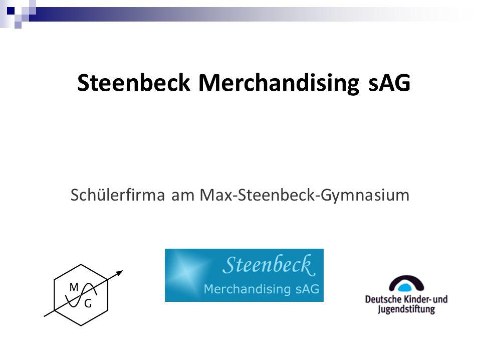 Steenbeck Merchandising sAG