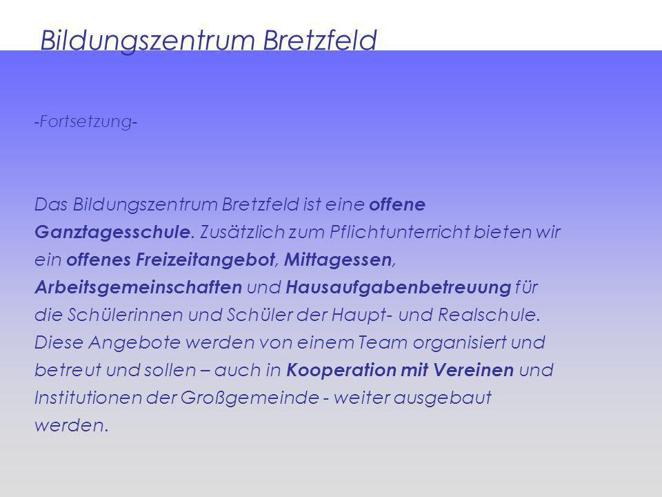 Bildungszentrum Bretzfeld