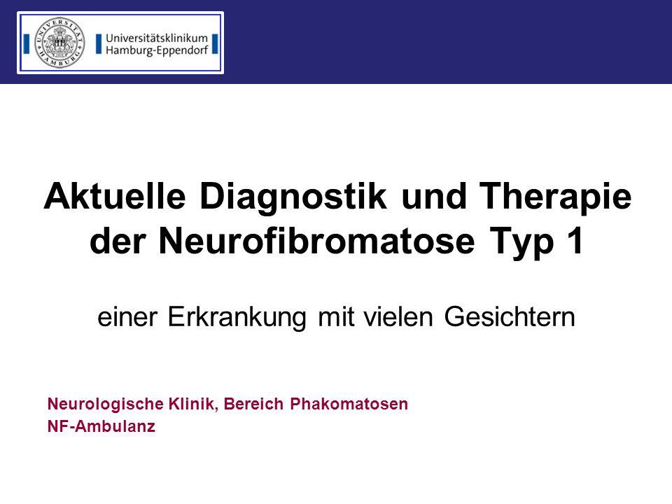 Aktuelle Diagnostik und Therapie der Neurofibromatose Typ 1
