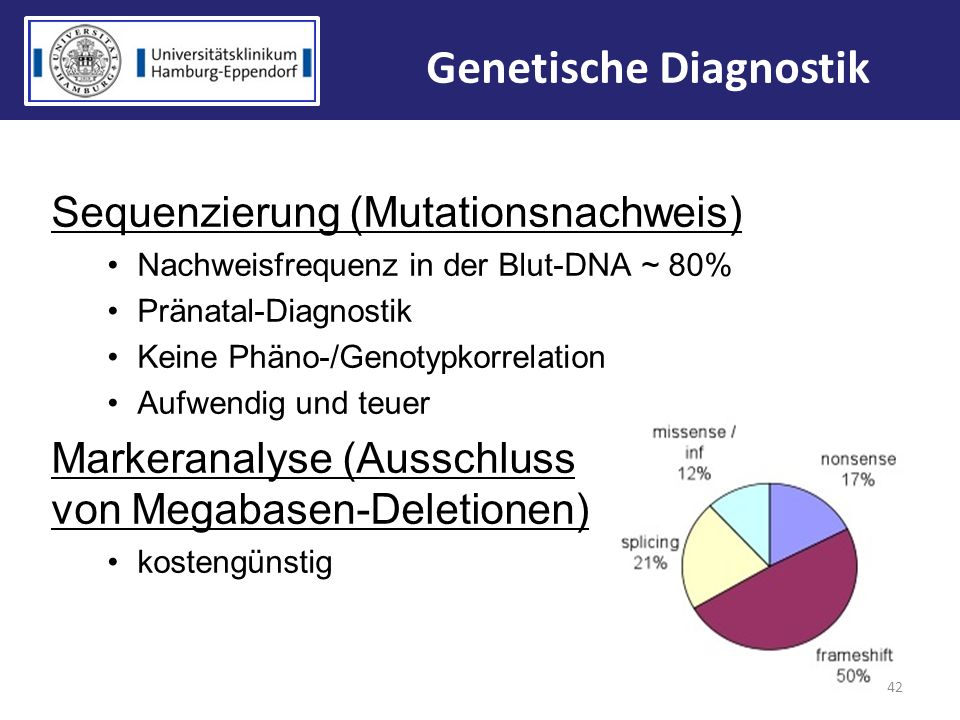 Genetische Diagnostik