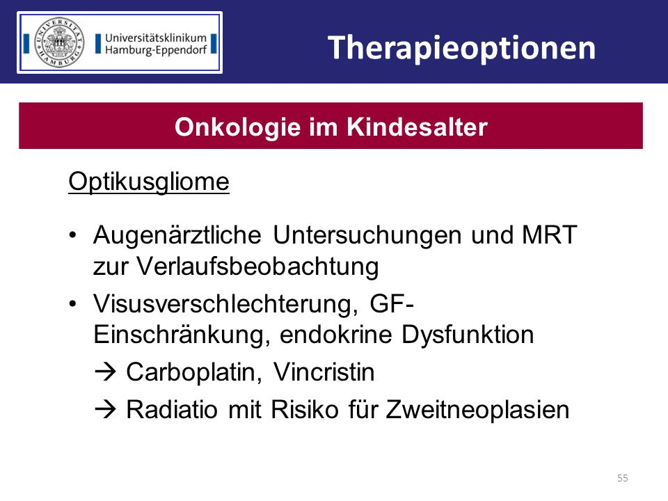 Onkologie im Kindesalter