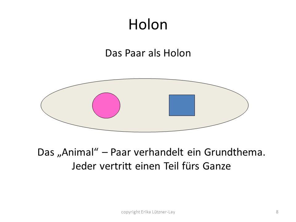 Holon Das Paar als Holon