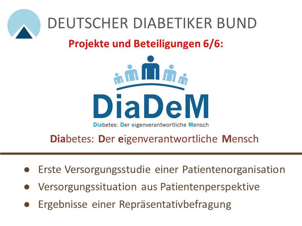 Diabetes: Der eigenverantwortliche Mensch