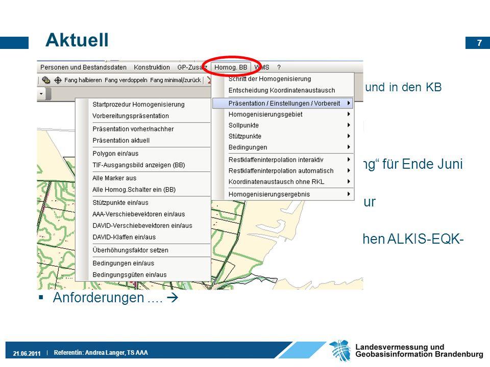 Aktuell ALKIS-Partnerschafts-Angebot