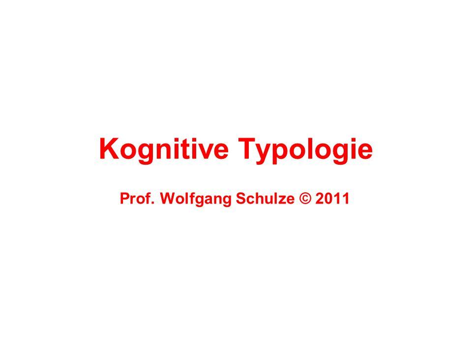 Prof. Wolfgang Schulze © 2011